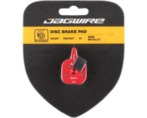 Jagwire Disc Brake Pads (Tektro IO) (Semi-Metallic)