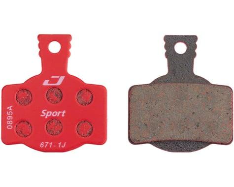 Jagwire Disc Brake Pads (Magura MT/MT Trail) (Semi-Metallic)