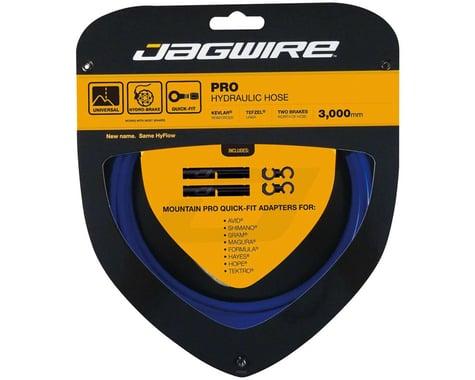 Jagwire Mountain Pro Hydraulic Disc Hose Kit (Blue) (3000mm)