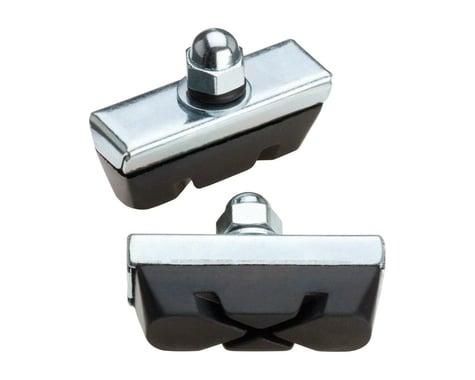 Jagwire Basics X-Caliper Brake Pads Threaded (Black) (20 Pairs)