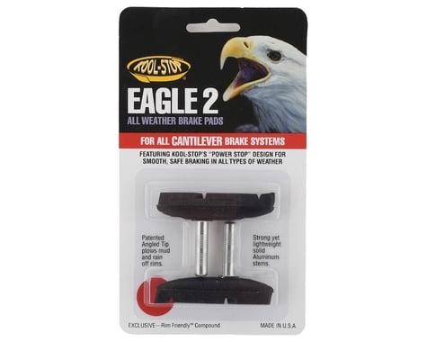 Kool Stop Eagle 2 Canti Brake Pads (Black)