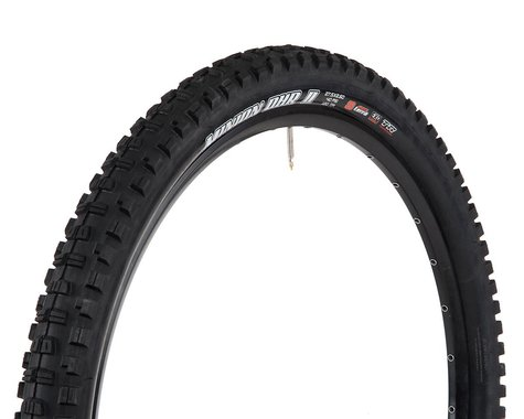 "Maxxis Minion DHR II Tubeless Mountain Tire (Black) (27.5"") (2.6"")"