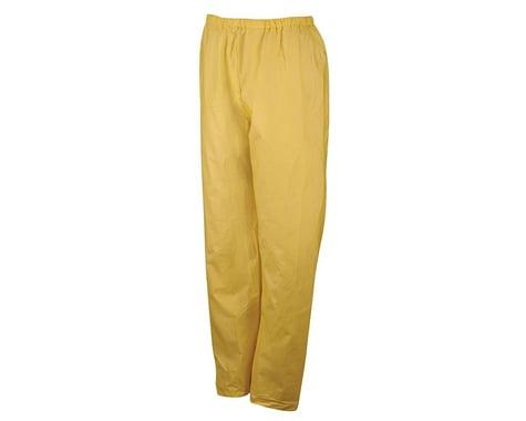 O2 Rainwear Rain Pant (Yellow) (XL)