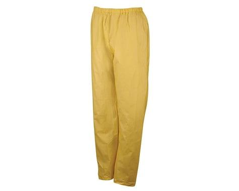 O2 Rainwear Rain Pant (Yellow) (2XL)