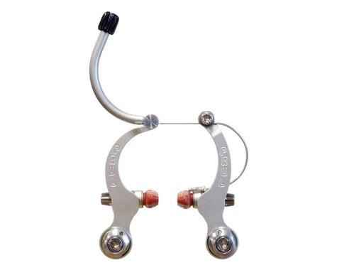 Paul Components Mini Moto Brake (Front or Rear) (Silver)