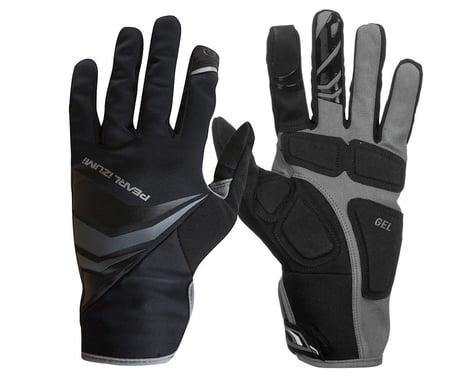 Pearl Izumi Cyclone Gel Full Finger Cycling Gloves (Black) (L)