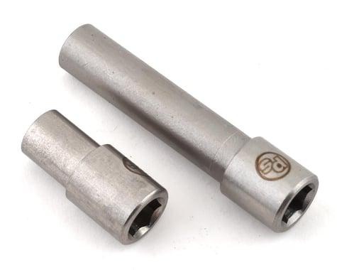 Problem Solvers Sheldon Fender Nuts Set (32mm Front) (10mm Rear)