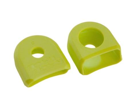 Race Face Crank Boots for Aluminum Cranks (Yellow) (2)