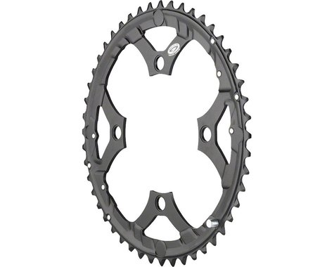 Shimano Deore M532 9-Speed Chainring (104mm BCD) (Offset N/A) (48T)