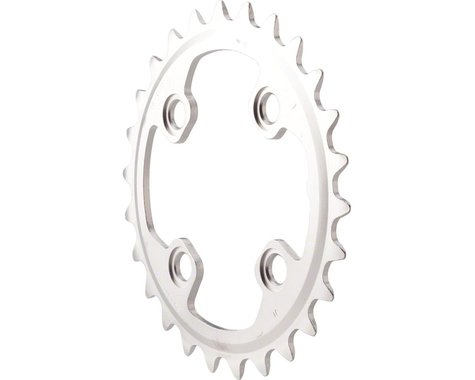 Shimano XT M785 AK-type Inner Chainring (Silver) (64mm BCD) (Offset N/A) (26T)