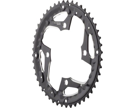 Shimano Deore LX T671 Outer Chainring (104mm BCD) (Offset N/A) (48T)