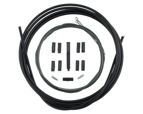 Shimano MTB Optislick Derailleur Cable and Housing Set (Black)