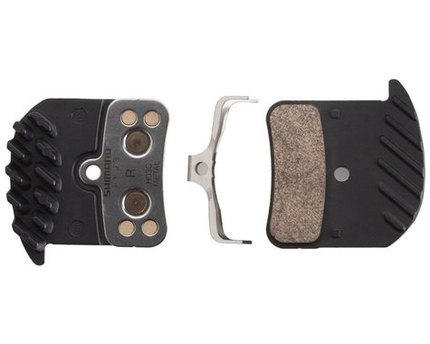 Shimano H03C Disc Brake Pads (Saint/Zee) (Metal)