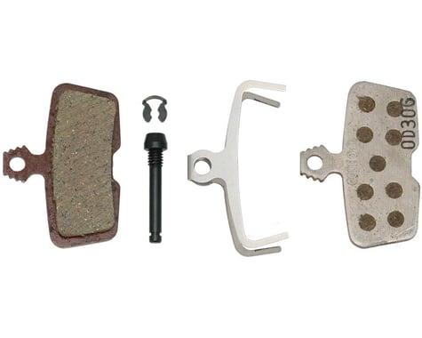 SRAM Disc Brake Pads - Organic/Aluminum (Quiet/Light) - Code 2011+/ Guide RE