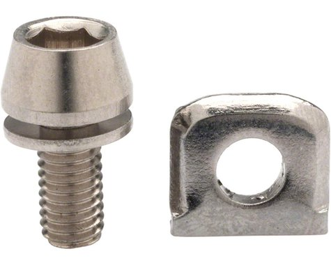 SRAM Rival, Apex and Pre-2010 Force Cable Clamp Assembly