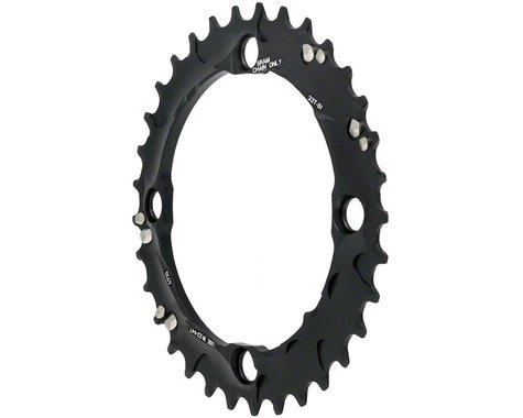 SRAM SRAM/Truvativ X0/X9 10 Speed Middle Chainring (104mm BCD) (Offset N/A) (33T)