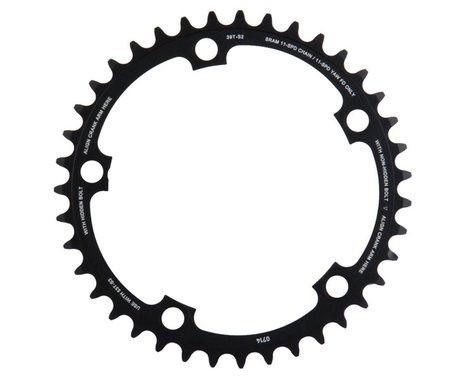 SRAM 11-Speed Inner Chainring (Black) (130mm BCD) (Offset N/A) (39T)