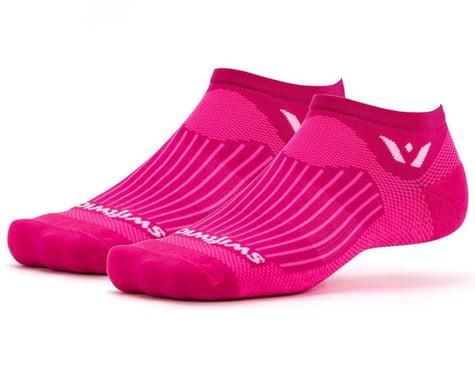 Swiftwick Aspire Zero Socks (Fushia) (S)