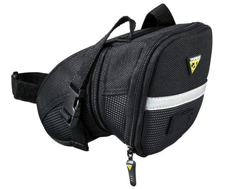 Topeak Aero Wedge Bike Saddle Bag w/Strap Mount (M)