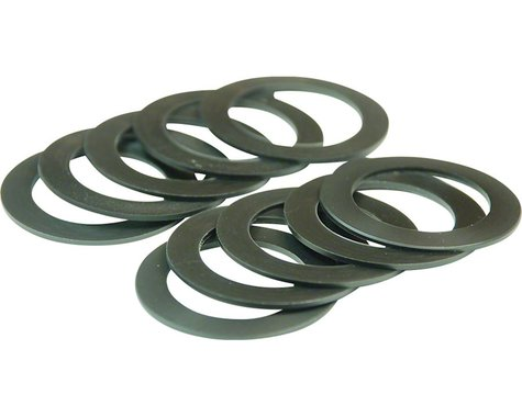 Wheels Manufacturing Spacers (For 24mm Spindles) (10) (0.5mm)