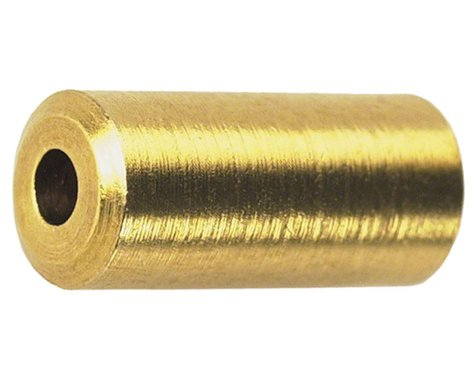 Wheels Manufacturing Housing End Caps (Brass) (50) (5mm)