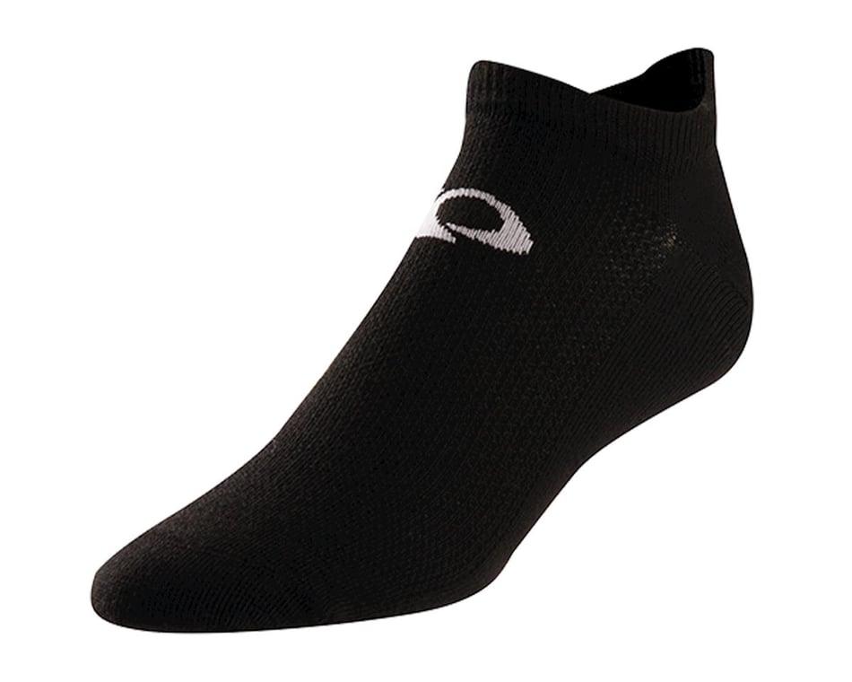 Pearl Izumi ATTACK NO SHOW SOCK Socken WHITE